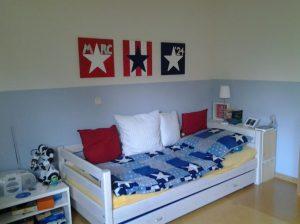 Habitación 2 colores