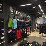 Trabajos centro comercial